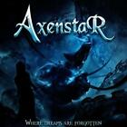 AXENSTAR - WHERE DREAMS ARE FORGOTTEN USED - VERY GOOD CD