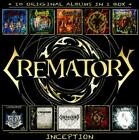 CREMATORY - INCEPTION USED - VERY GOOD CD