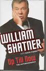 WILLIAM SHATNER personally signed H B UP TO NOW The autobiography