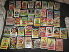 LOT (80) 1986 ALMOST COMPLETE SET SERIES 3 GARBAGE PAIL KIDS GPK AUTHENTIC CARDS