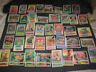 LOT(76) 1987 ALMOST COMPLETE SET SERIES 10 GARBAGE PAIL KIDS GPK AUTHENTIC CARDS