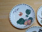 Queen's Fine China HOOKER'S FRUIT 1 ea Soup Cereal Bowl APRICOT 6 in