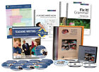 IEW Deluxe Combo Teaching Writing Structure  Style Student Writing Intensive B