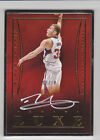 BLAKE GRIFFIN 2014-15 Panini Luxe Metal Framed Gold Auto #D 9 10 LA Clippers