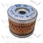 Mahle Oil Filter fits MZ/MUZ RT 125 SM Gangsta 2006-2008