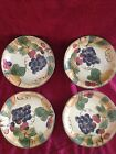 Certified International Corp 4 TUSCANY SOUP/CEREAL BOWLS*Pamela Gladding*RARE*
