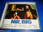 MR BIG cd EXTENDED VERSIONS live 1993-2002  free US shipping