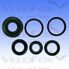 Athena Engine Oil Seal Kit fits Malaguti Ciak 50 2T 1999-2000