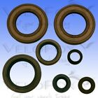 Athena Engine Oil Seal Kit fits KTM Incas 600 LC4 1989