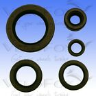 Athena Engine Oil Seal Kit fits Honda CM 125 C Custom 1982-1983