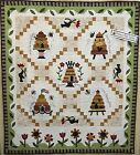 Honey Bee Lane COMPLETE Applique Pattern  Accessory Pack The Quilt Company BOM