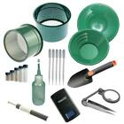 M10 Green Mini Gold Classifier Screen  Gold Pan Panning Kit SPECIAL PRICE