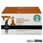 Starbucks Coffee Pike Place, K-Cups (54 ct.) Free Shipping NEW NEW