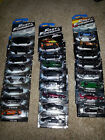 Hot Wheels Fast and Furious - All 3 Sets - 2013, 2014, 2015 - 24 Cars - LOOK!!!