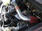 BCP RED 89 94 Chevy Geo Tracker 16L L4 Short Ram Air Intake + Filter