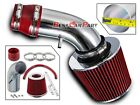 BCP RED 1990 1991 1992 1993 Geo Storm Impulse 16L 18L L4 Short Ram Intake