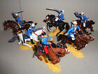 FRENCH FOREING LEGION light blue uniform Mounted ARGENTINA DSG Soldiers Britains