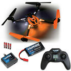 Traxxas LaTrax 6608 Alias Quad-Copter RTR Orange w/ Transmitter / Lipo / Charger