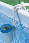 Skimbi Above Ground Swimming Pool Surface Skimmer For Intex  Soft Sided Pools