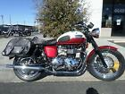 Triumph: Bonneville Bonneville T100 2013 triumph bonneville t 100 with extras