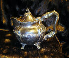 Barton Ornate Silver Soldered Coffee Tea Pot HOTEL STAFFORD