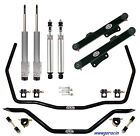 QA1 Handling Level 1 Suspension Kit - Fits 1979-1989 Ford Mustang,GT,5.0,Shocks-