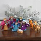 RAZ Imports Holiday 6 Fabric Nativity Figurines Set 3129437