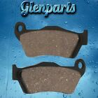 FRONT BRAKE PADS Fits KTM LC4 SC620  Supermoto Super Competition 620 1996-2001