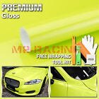 Gloss Glossy Vinyl Car Laptop Wrap Sticker Decal Air Release Bubble Free Film