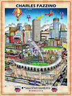 MLB All-Star Game MINNESOTA 2014 TARGET FIELD Official POSTER Print by Fazzino