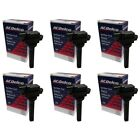 ACDelco BS C1159 High Performance Ignition Coil Set 6 For Chevrolet