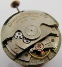 Girard Perregaux Giromatic 47 AE 214 17 j. automatic watch movement for parts