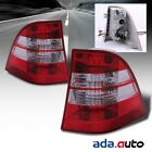 1998-2005 Merceses Benz W163 Ml Class Tail Lights+ LED Fog Lamps[Combo]