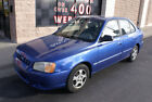 2000 Hyundai Accent GL 2000 below $2500 dollars