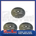 3x Diamond Coated Multi Cutter Saw Blade Cuts Everything 230mm Angle Grinders