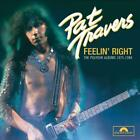 PAT TRAVERS - FEELIN' RIGHT: THE POLYDOR ALBUMS 1975-1984 USED - VERY GOOD CD