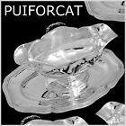 PUIFORCAT Exceptional French All Sterling Silver Gravy/Sauce Boat w/Tray Rococo