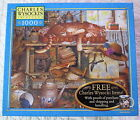 Charles Wysocki cat puzzle 1000 piece Remington the Horticulturist