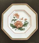Set Of 4 Fitz & Floyd CHRYSANTHEME  Salad or Dessert Plates 7.75