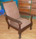 Antique Morris Chair From The Very Early 1900s