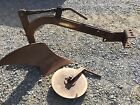 BRINLY 8 Plow W Coulter INTEGRAL SLEEVE HITCH CUB CADET JOHN DEERE