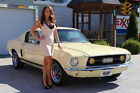 Ford Mustang GTA 390 1967 ford mustang gta 390 fastback ac ps pdb tilt away air condition auto trans