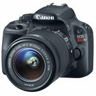 Canon EOS Rebel SL1 Light Weight DSLR Camera Kit with Canon 18 55mm IS STM