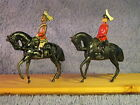 Reka Mounted Life Guard Officers  Both Pieces