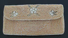 Vintage Clutch Beaded Amazing Design Beautiful Piece - EUC - Estate Find - NICE!