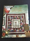 Daisy Kingdom Friendship Quilting Quick Sewing Wall Quilt Kit Folk Art #37304