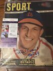 Stan Musial Cards, Rookie Cards and Autographed Memorabilia Guide 30