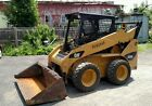 2008 CAT 232B SKIDSTEER SKID STEER LOADER BOBCAT CATERPILLAR DIESEL
