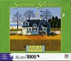 Charles Wysocki - Seasonal Splendor 1000 Piece Puzzle - Sweetheart Chessmate