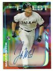 2014 Topps Finest Baseball Rookie Autographs Gallery, Guide 34
